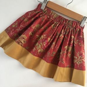 Other - Girl's Skirt - Size 2T - Red Floral
